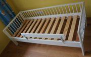 Kinderbett 160x75 weiß