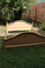 Bett Massiv Holz