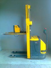 Hochhubwagen Elektro Ameise Deichselstapler Gabelstapler