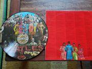 Rare Schallplatten der 60ties und