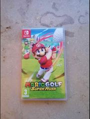 Mario Golf Super Rush Nintendo