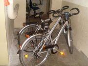 Verkaufe 1 Paar Trekking -Fahrräder