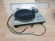 SL1200 MK2 Technics Plattenspieler