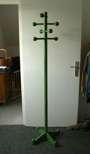 Garderobenständer grün 70er 80er Jahre