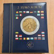 Leuchtturm Vista Münzalbum 2 Euro