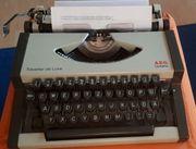 Schreibmaschine AEG Olympia Traveller De