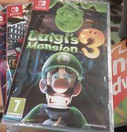 Nintendo Switch Luigi s Mansion