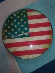 Amerika - Uhr