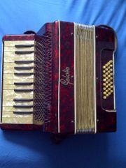 Galotta Ziehharmonika für Anfänger und