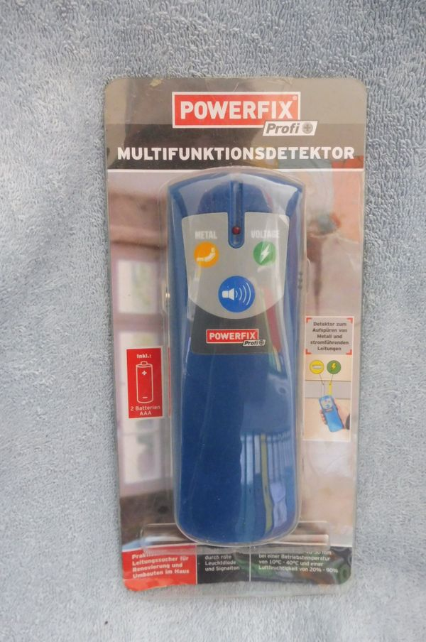 POWERFIX Multifunktiionsdetektor