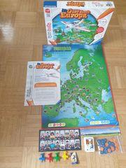 Tiptoi - Quer durch Europa Spiel