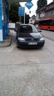 opel astra bj2002 1 hand