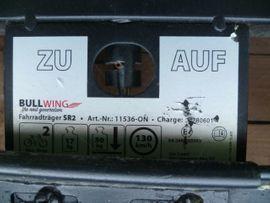 Fahrrad-, Dachgepäckträger, Dachboxen - Fahrradträger SR2 Bullwing Nr 67