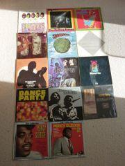 Schallplatten Rock und Pop etc