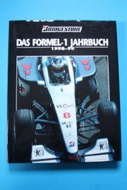 Das Formel 1 Jahrbuch 1998-1999 - Bridgestone