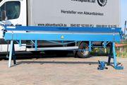 Biegemaschine Abkantbank 3 14m 0