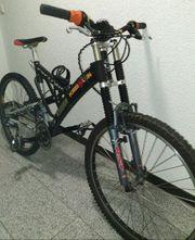Fully Bike von Kreidler