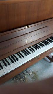 Klavier gut erhalten ATLAS 80-er