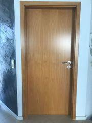 LETZTE CHANCE - 8 gut erhaltene Buche-Türen