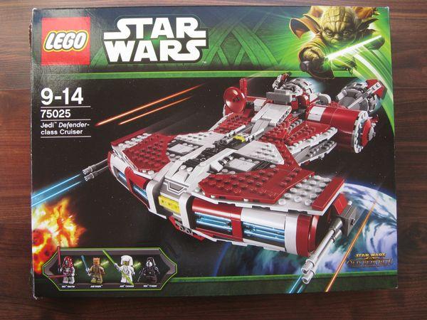 Lego Star Wars 75025 Jedi