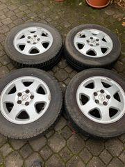 Opel Zafira Reifen mit Alufelgen