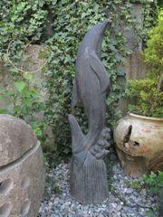Delphin Brunnen ca 1m hoch