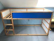 Kinderbett Hochbett Ikea Kura