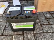 Starterbatterie 60 Ah