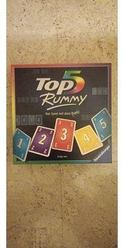 Brettspiel Top 5Rummy