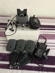DJI Mavic Pro Quadcopter Kamera-Drohne