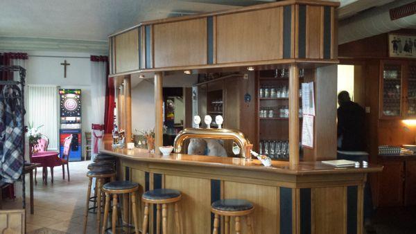 Gaststätte/Restaurant,/Brauereifrei mit Einrichtung in Klausen ...