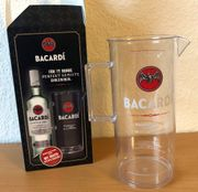 Bacardi Pitcher in OVP neu