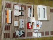 Elektromaterial für Unterverteilung oder Zählerschrank