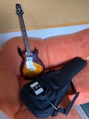 E-Gitarre Variax Line 6 zu