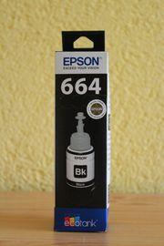 originalverpackte EPSON-Tinte 664
