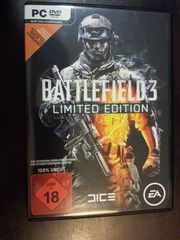 Battlefield 3 Limited Edition für
