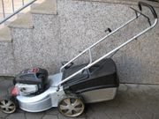 Starker Benzin-Rasenmäher mit Metall-Gehäuse ALKO