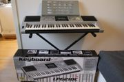 Keyboard LP6210C mit Ständer