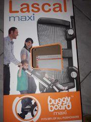 Lascal Buggy-Board maxi schwarz