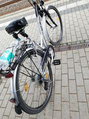Fahrbereit Fahrräder allu 28 Zoll