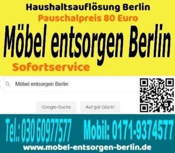 Sofort Entrümpelung Berlin