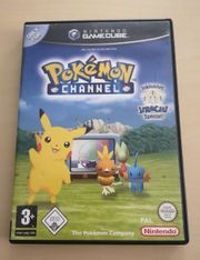 Pokemon Channel Nintendo GameCube 2004