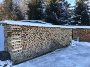 Brennholz- Hartholz Weichholz