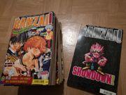 Mangaserie BANZAI - 50 Bücher gebraucht