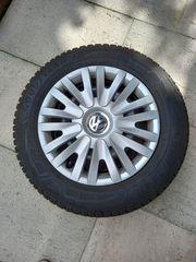 4 Winterreifen für VW Golf