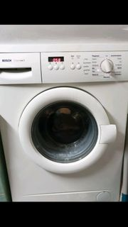 Bosch Waschmachine voll funktionsfähig