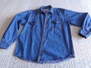 Vintage - Jeanshemd Herren Hemd ca