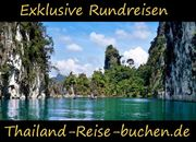 THAILAND INSELHOPPING RUNDREISEN EXKLUSIV INDIVIDUELL