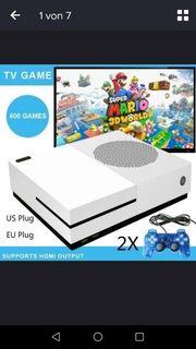 HD Classic Game Console 600
