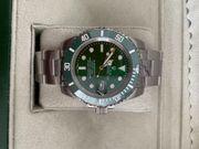 Hulk Rolex Uhr Automatik